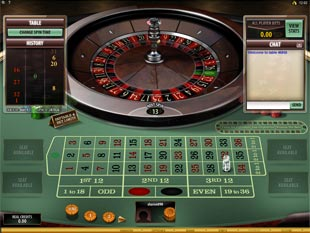 Multi-Player Roulette