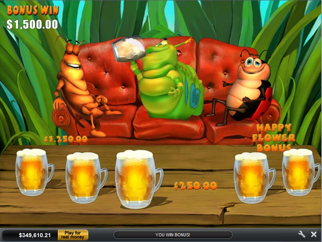 Happy Bugs slot game online review