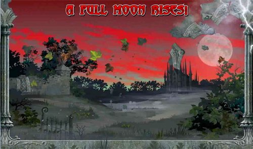 free Full Moon Fortunes bonus game