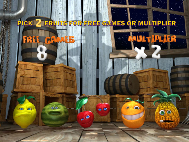 Funky Fruits Farm slot game online review