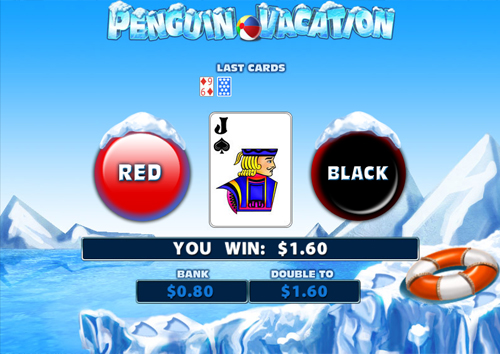 free Penguin Vacation big win prize