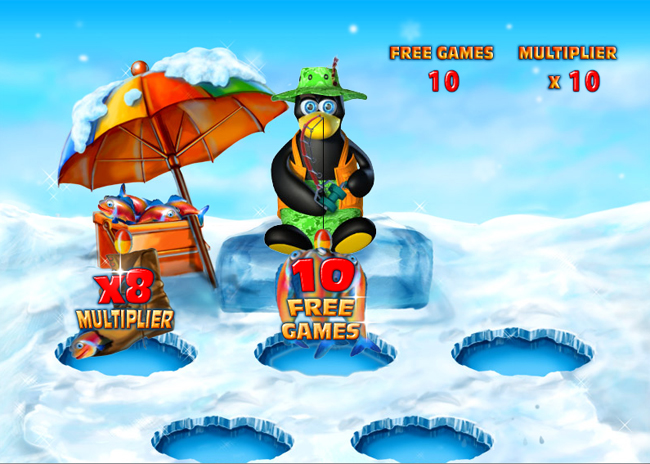 Penguin Vacation slot game online review