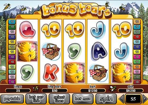 Fitur Game Bonus Beruang Bonus gratis