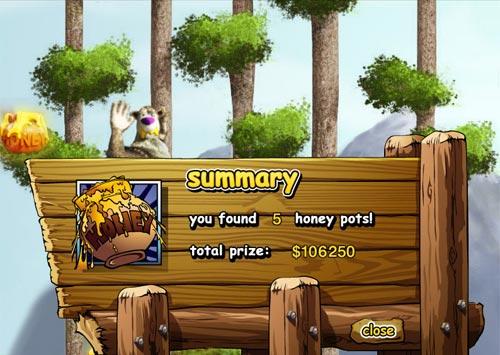 Ringkasan Bonus Beruang Bonus gratis