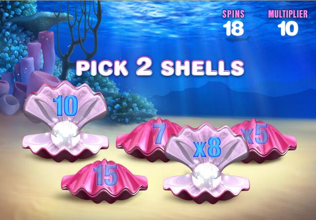 Great Blue slot game online review