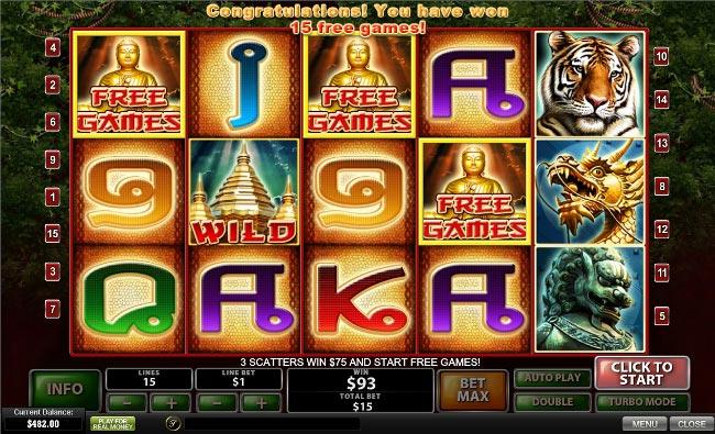 Ulasan online game slot Kuil Thailand