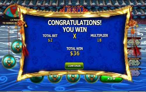 hadiah permainan bonus Lompat Keberuntungan gratis