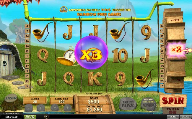 Fortune Hill slot game online review