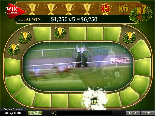 Frankie Dettori's Magic Seven Jackpot slot game online review