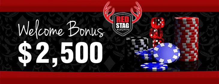 red stag casino free spins and welcome bonus