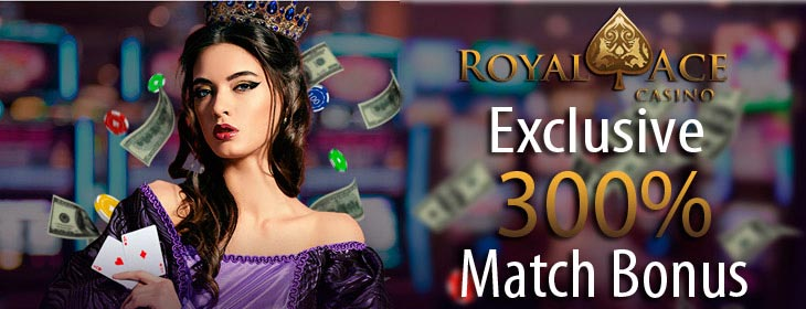 royal ace casino exclusive bonus