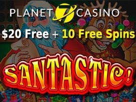 planet 7 casino welcome deposits and free spins
