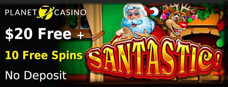 planet 7 casino welcome pack and free spins