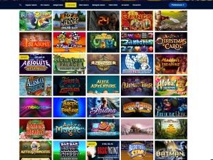 AstralBet Casino Lobby