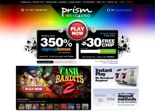 Prism Casino Home
