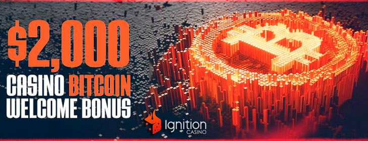 ignition casino $2,000 bitcoin welcome