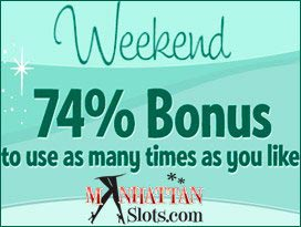 manhattan slots casino weekend unlimited bonus