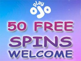playojo casino free spins welcome bonus